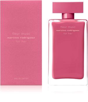 Narciso Rodriguez For Her Fleur Musc eau de parfum pentru femei 100 ml