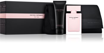 Narciso Rodriguez For Her coffret cadeau III.