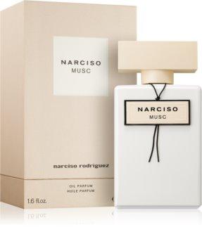 Narciso Rodriguez Narciso Musc parfémovaný olej pro ženy 50 ml