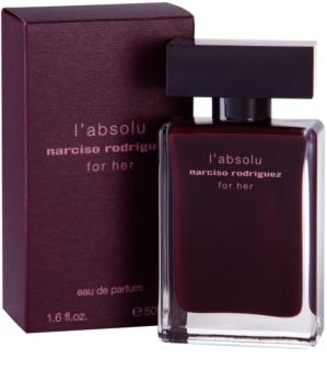 Narciso Rodriguez For Her L'Absolu eau de parfum pentru femei 50 ml