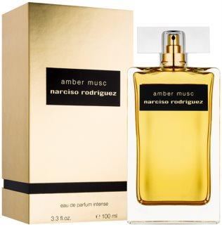 Narciso Rodriguez Amber Musc eau de parfum pentru femei 100 ml