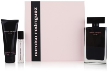 Narciso Rodriguez For Her Gift Set IV.