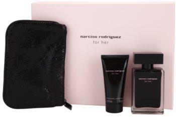 Narciso Rodriguez For Her dárková sada XVI.