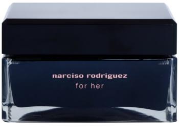 Narciso Rodriguez For Her telový krém pre ženy 150 ml