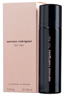 Narciso Rodriguez For Her deospray pro ženy 100 ml