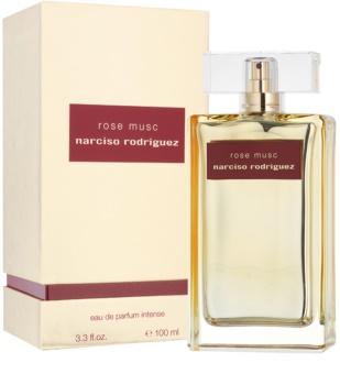 Narciso Rodriguez Rose Musc woda perfumowana dla kobiet 100 ml