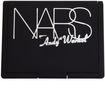 Nars Andy Warhol палітра тіней