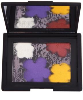 Nars Andy Warhol paleta očních stínů