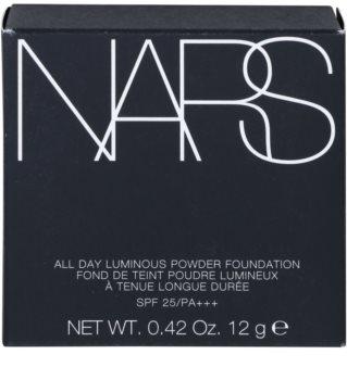 Nars All Day Luminous maquillaje compacto iluminador con efecto de polvos