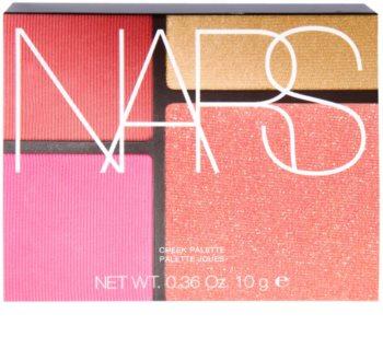 Nars Cheek Palette colorete multicolor