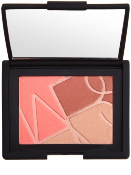 Nars Cheek Palette blush cu efect iluminator
