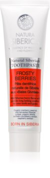 Natura Siberica Natural Siberian Frosty Berries Refreshing Toothpaste