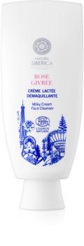 Natura Siberica Mon Amour krémes tisztító tej