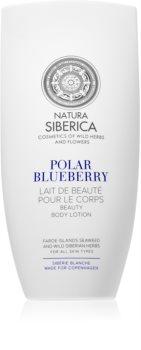 Natura Siberica Sibérie Blanche Polar Blueberry latte corpo trattante