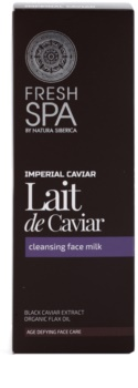 Natura Siberica Fresh Spa Imperial Caviar Cleansing Lotion With Caviar
