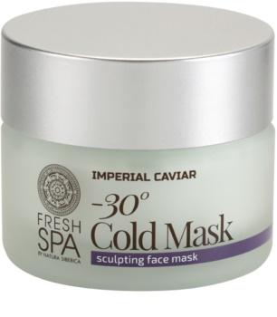 Natura Siberica Fresh Spa Imperial Caviar maschera modellante viso anti-age