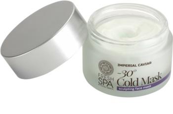 Natura Siberica Fresh Spa Imperial Caviar formende Hautmaske gegen die Alterung