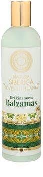 Natura Siberica Loves Lithuania hydratačný balzam na vlasy