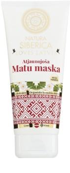 Natura Siberica Loves Latvia obnovující maska na vlasy