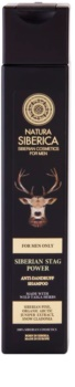 Natura Siberica For Men Only shampoing antipelliculaire