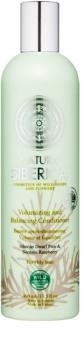 Natura Siberica Natural & Organic objemový kondicionér pre mastné vlasy