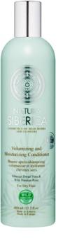 Natura Siberica Natural & Organic vlažilni balzam za suhe lase