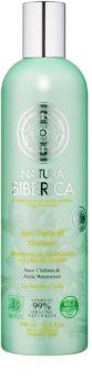 Natura Siberica Natural & Organic champô anticaspa para o couro cabeludo sensível