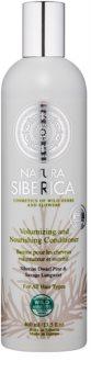 Natura Siberica Natural & Organic vyživující kondicionér pro všechny typy vlasů