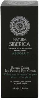 Natura Siberica Royal Caviar krema za učvrstitev kože okoli oči s kaviarjem