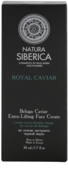 Natura Siberica Royal Caviar krema za učvrstitev obraza s kaviarjem