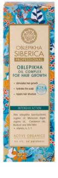 Natura Siberica Rakytník olej pre rast vlasov