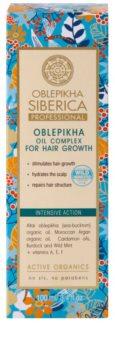 Natura Siberica Sea-Bucktorn óleo para o crescimento do cabelo