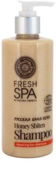 Natura Siberica Fresh Spa Bania Detox obnovujúci prírodný šampón