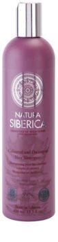 Natura Siberica Wild Herbs and Flowers šampón pro farbené a poškodené vlasy