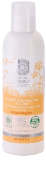 Natura Siberica Wild Herbs and Flowers Nourshing Cleansing Toner with Anti-Aging Effect