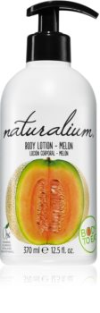 Naturalium Fruit Pleasure Melon leite corporal nutritivo