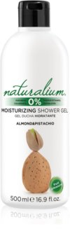 Naturalium Nuts Almond and Pistachio vlažilen gel za prhanje