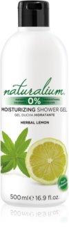 Naturalium Fruit Pleasure Herbal Lemon vlažilen gel za prhanje
