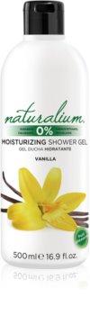 Naturalium Fruit Pleasure Vanilla vlažilen gel za prhanje