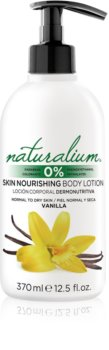 Naturalium Fruit Pleasure Vanilla latte nutriente corpo