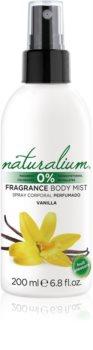 Naturalium Fruit Pleasure Vanilla osvežujoče pršilo za telo