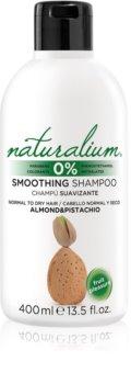 Naturalium Nuts Almond and Pistachio kisimító sampon hajra