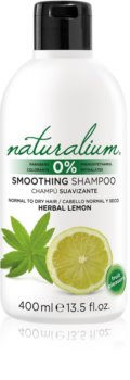 Naturalium Fruit Pleasure Herbal Lemon Smoothing Shampoo
