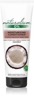 Naturalium Fruit Pleasure Coconut зволожуючий та розгладжуючий кондиціонер
