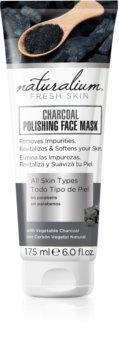 Naturalium Fresh Skin Charcoal čistilna in posvetlitvena maska za obraz