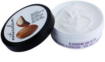 Naturalium Nuts Argan and Brazil Nut telové maslo s omladzujúcim účinkom