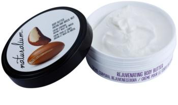 Naturalium Nuts Argan and Brazil Nut tělové máslo s omlazujícím účinkem