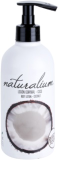 Naturalium Fruit Pleasure Coconut hranilni losjon za telo