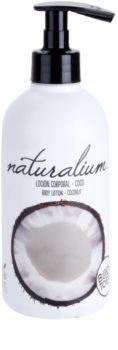 Naturalium Fruit Pleasure Coconut leite corporal nutritivo