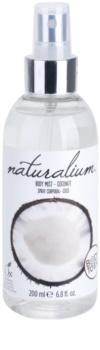 Naturalium Fruit Pleasure Coconut osviežujúci telový sprej